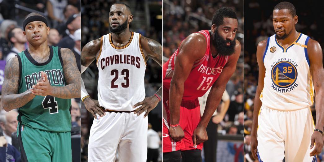 Le calendrier complet de la saison NBA 2017-2018
