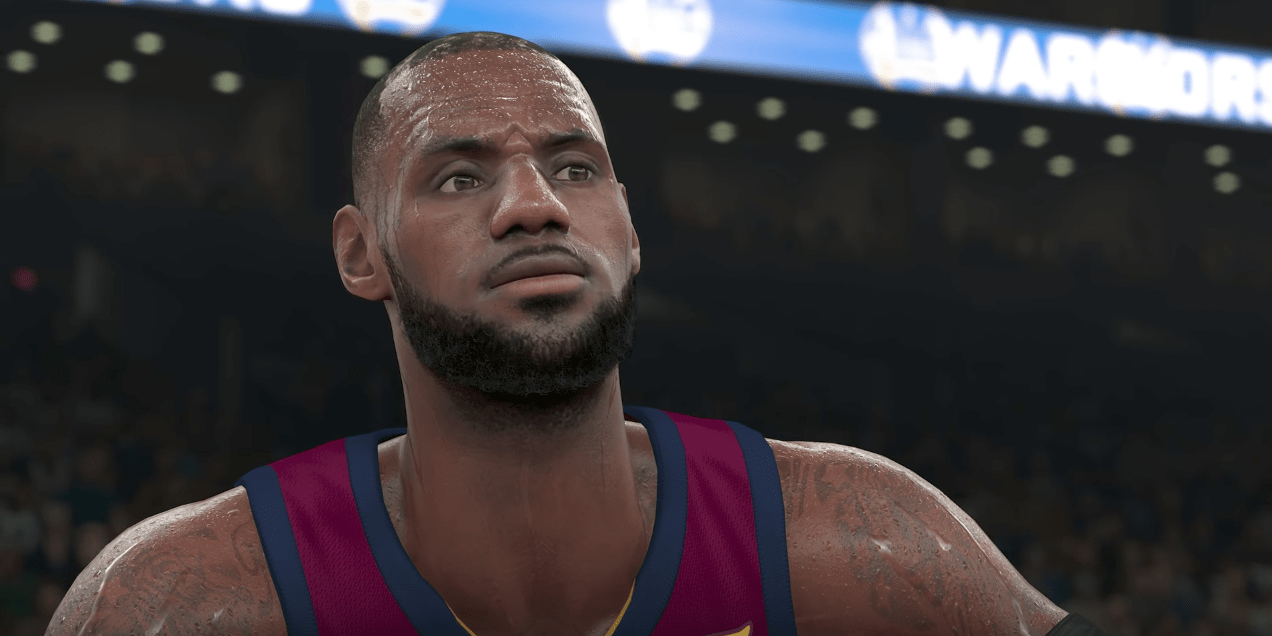 NBA 2K18 présente son nouveau trailer