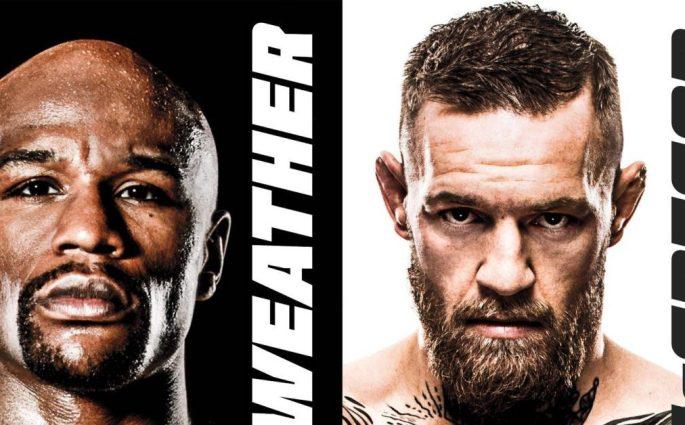 Les plus gros paris lors du combat McGregor vs Mayweather