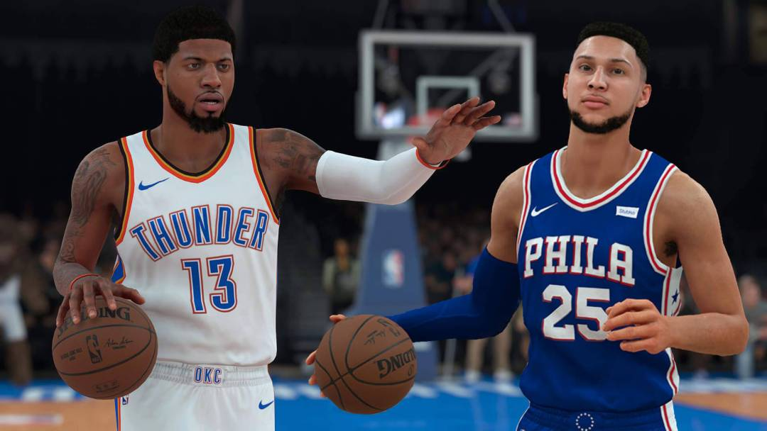 Test NBA 2K18 – toujours au sommet mais attention...