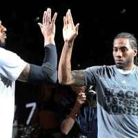 La relation entre Kawhi Leonard et les Spurs serait brisée