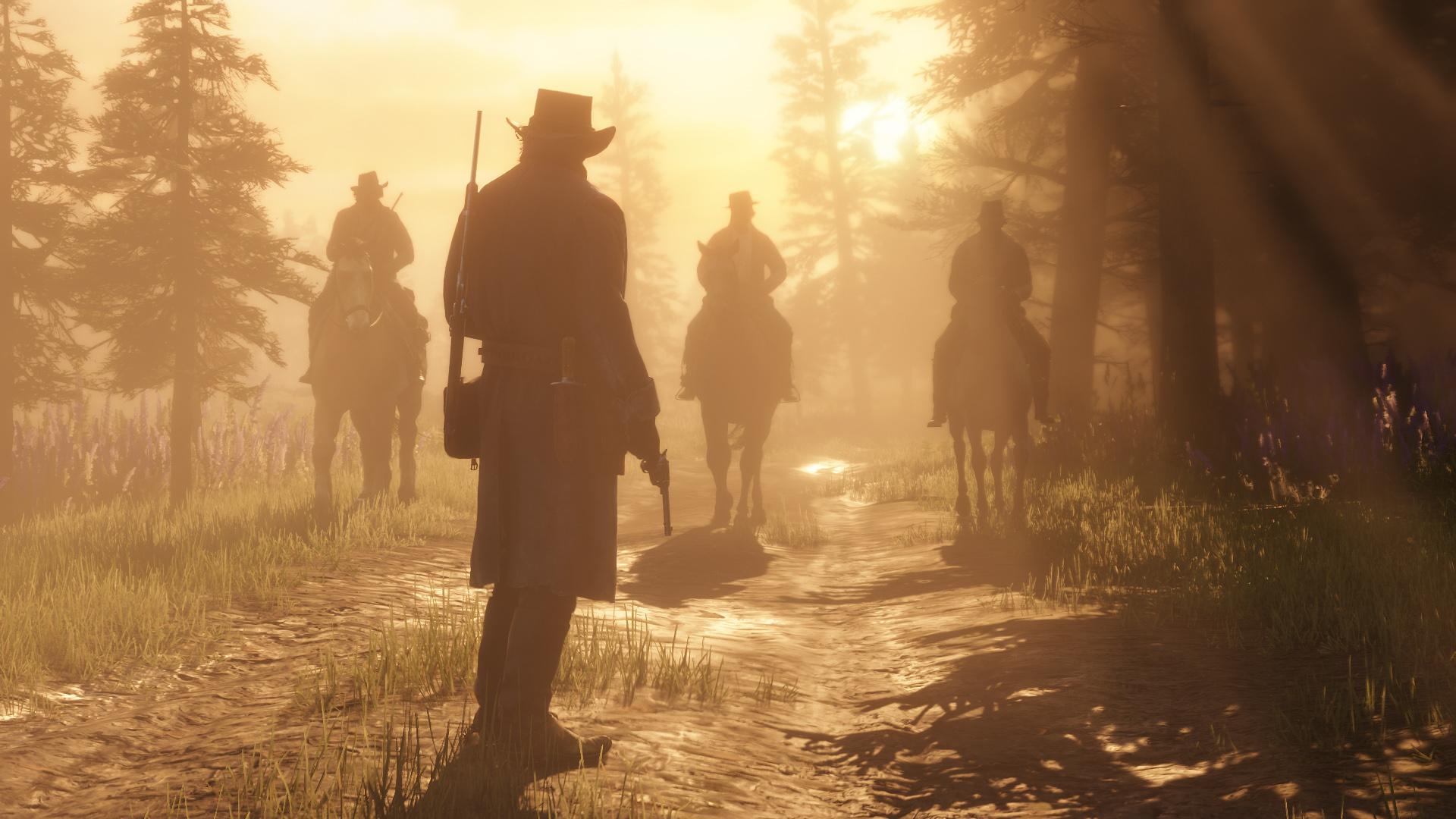 Red Dead Redemption 2 Un Nouveau Trailer Qui Envoie Du Lourd
