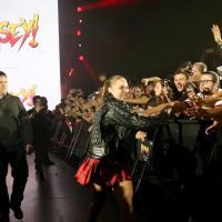 WWE Paris - Ferveur huilée