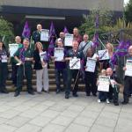 TUC national demonstration: Step Up for Public Services