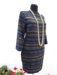 Tunica-rochie Zara, cu buzunare, marime M-L - 90 lei.1