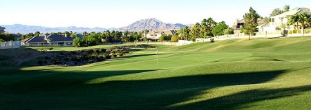 A review of the Legacy Golf Club in Las Vegas LAS VEGAS GOLF COURSE REVIEW