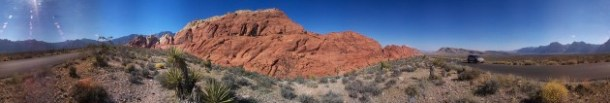 Click for Hi-Res 360: Red Rock Canyon