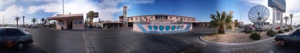 Glass Pool Inn aka The Mirage