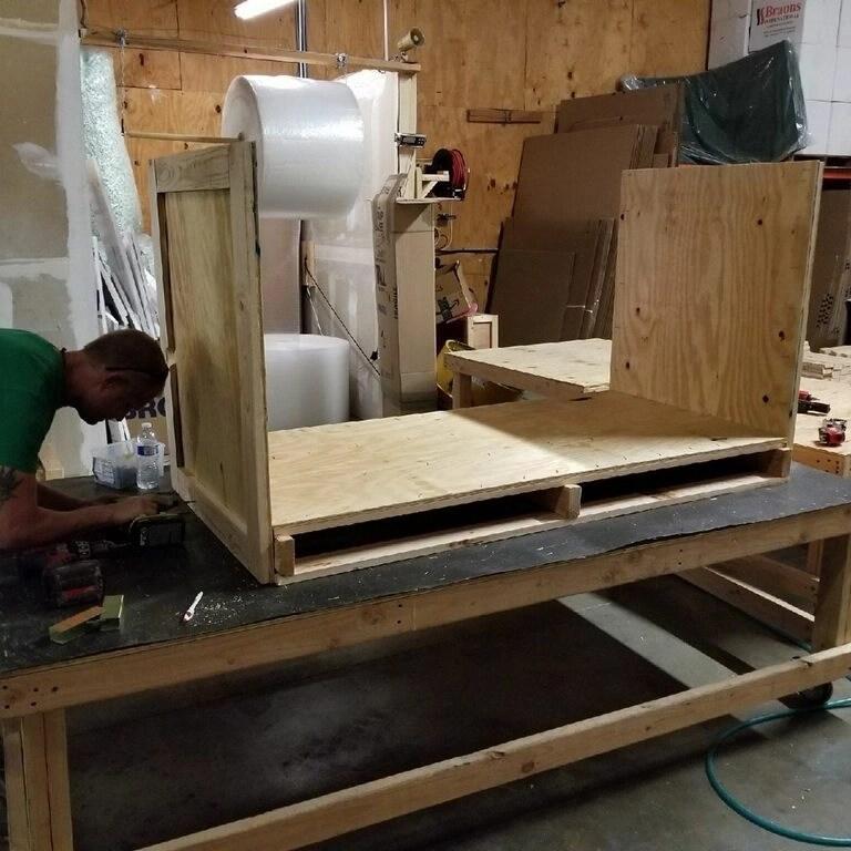 las vegas custom crates