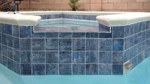 After Bead Blast - Clarity Pool Service of Southern Nevada