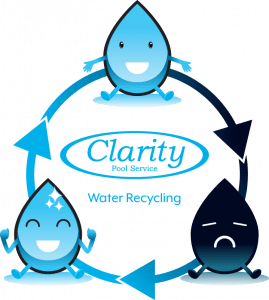 Clarity Pool Service Mobile Water Recycling Unit
