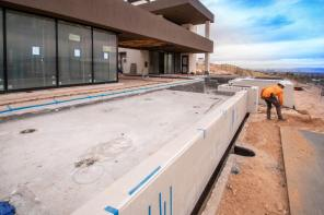 Custom Pool by Clarity Pool Service of Las Vegas, Nevada