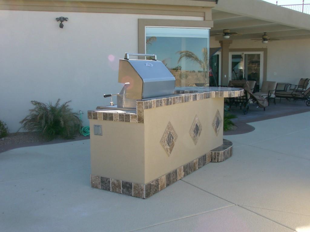 Custom Outdoor Kitchen Design By Nevada Outdoor Living