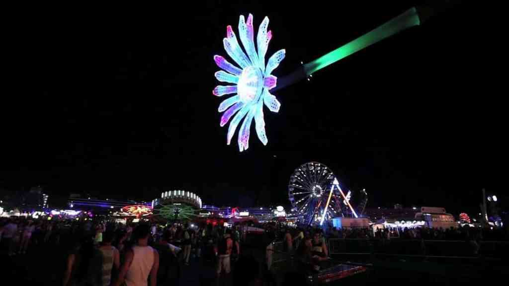 take a festival totem with you to EDC