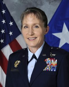 Brigadier General Jeannie Leavitt – Nellis Air Force Base