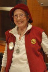 Cancer free Joan Murdock