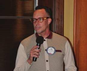 Rod Tucker talks about Tom Thomas Antarctica trip.