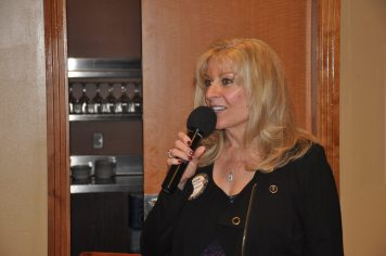 Jackie Thornhill organizes Wetzell Awards