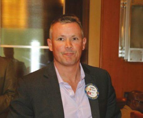 Chris Bennett the new 25 Club President announces the next 25 Club Social.