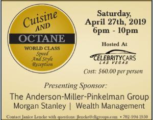 cuisine & cars event