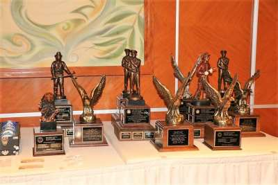 A photo of the SOAR awards to be presented to honor our First Responders; Police, firefighters and emergency personnel.