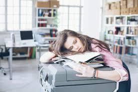 Dormir poco o mal afecta la productividad?