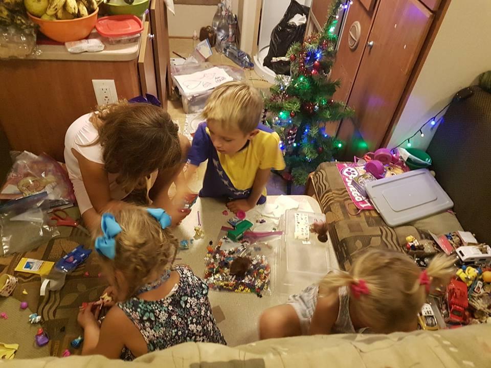 Karácsonyi ünnepek a lakóautóban