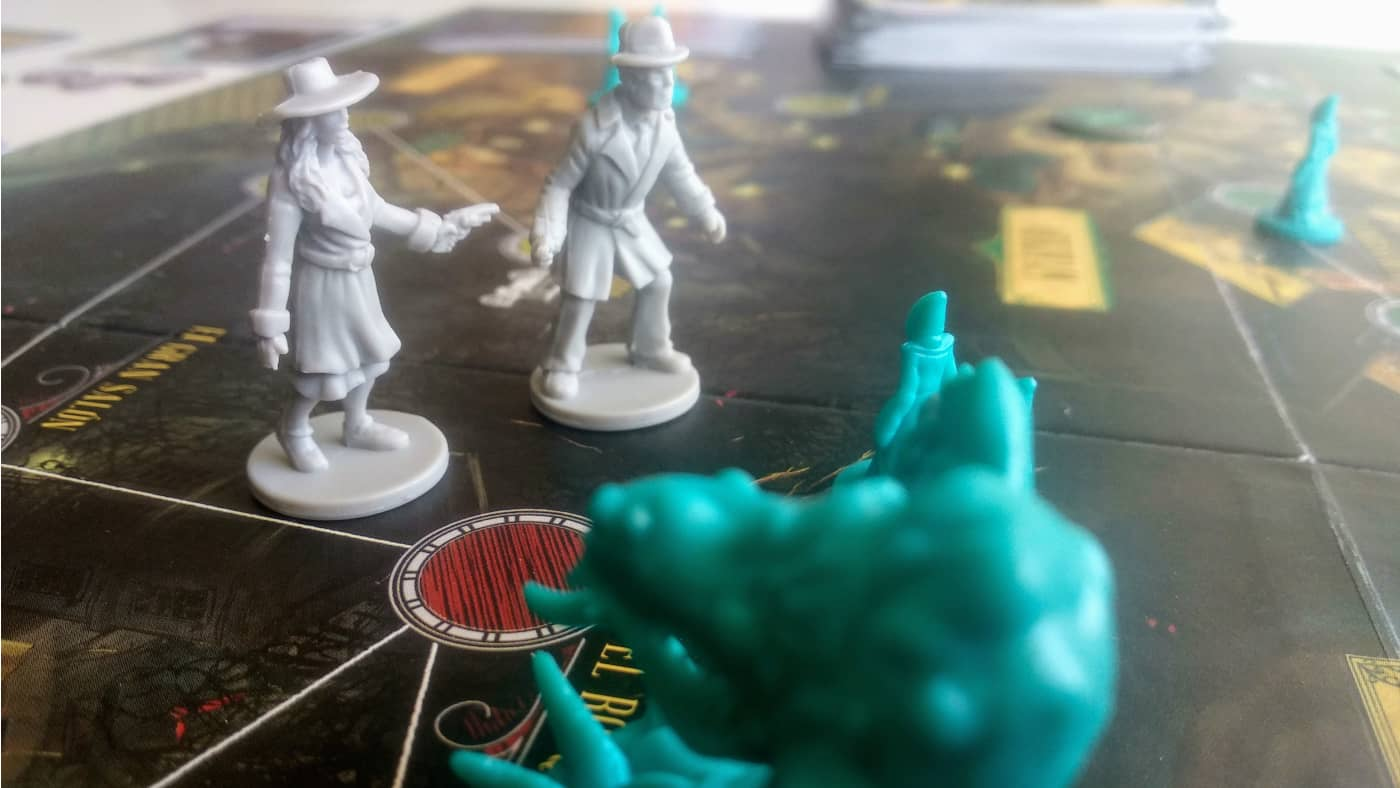 Pandemic: El Reino de Cthulhu