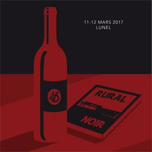 Les rencontres du rouge au noir à Lunel Polars et vins. Un conseil de LA TABLE A RALLONGE