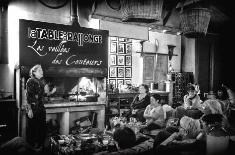 Veillée de contes en Camargue, histoires et légendes en Camargue, soirée au coin du feu, veillée d'autrefois