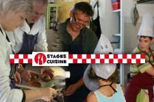 Stages de cuisine en Camargue et ateliers de cuisine en Camargue