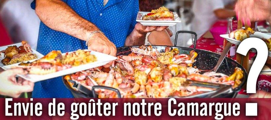 """Tous les LUNDIS, l'aubergiste cuisine son fameux """"JAMBALAYA CAMARGUAIS"""", un plat décrit par Frédéric Mistral et revisité par LA TABLE A RALLONGE. Une belle occasion de soigner ses papilles entre copains."""