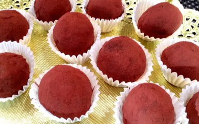 TRUFFES CHOCOLAT MARRON sans gluten, sans lait, avec ou sans sucre