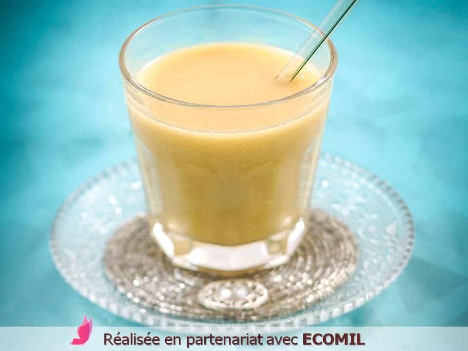 recette de smoothie et jus de fruits sans lait