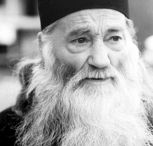 Image result for Părintele arhimandrit Justin Pârvu (1919-2013),