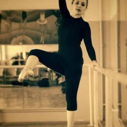 Tatiana Potapova, Balet