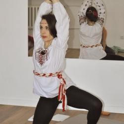 Tatiana Potapova, Gimnastyka Słowiańska