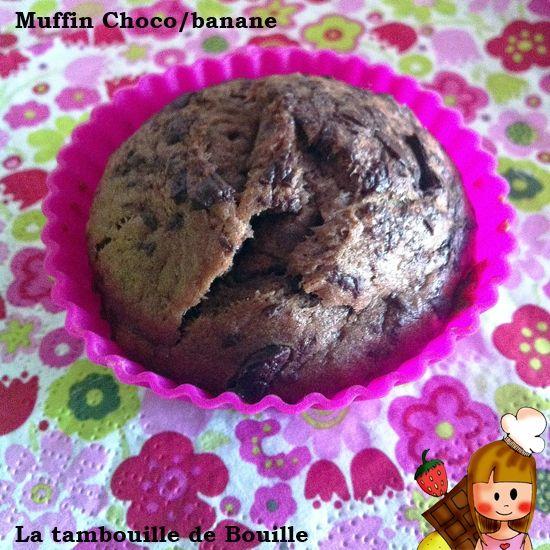 muffinchoco-banane
