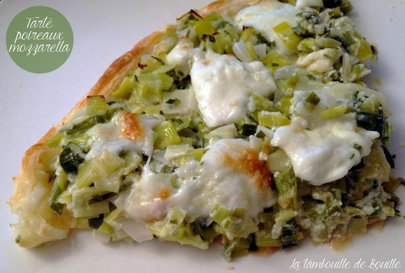 tarte-poireaux-mozzarella