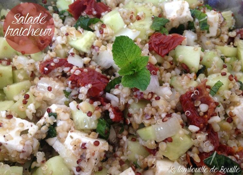 salade-quinoa-boulgour-concombre-menthe