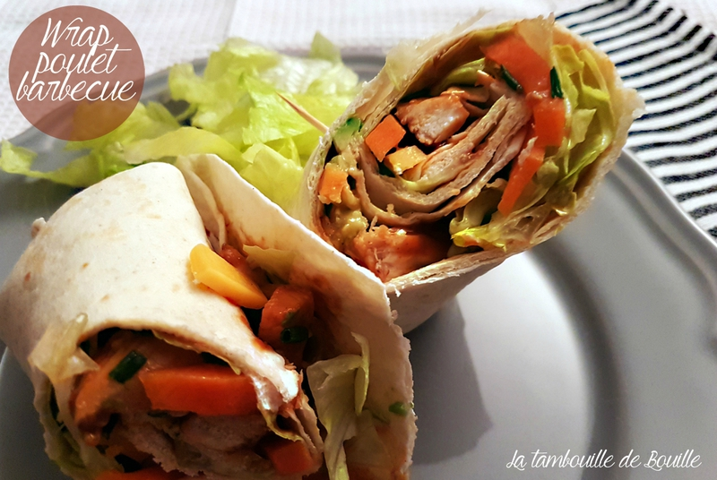 recette-wrap-poulet-barbecue