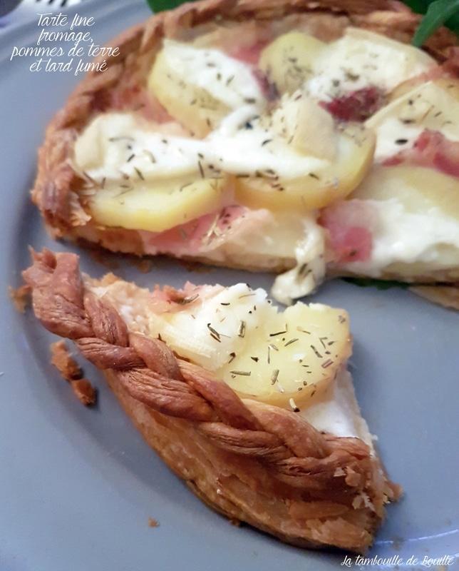 recette-tarte-fine-pommesdeterre-lard-fumé-fromage