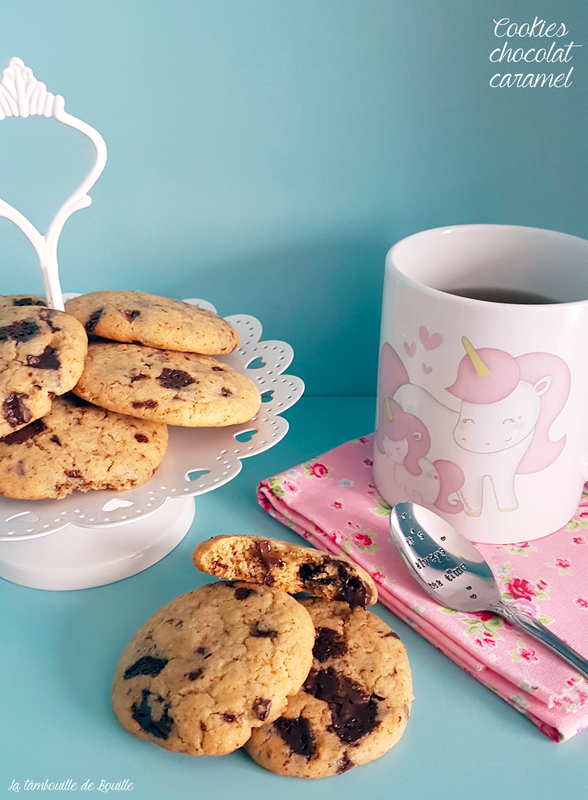 recette-cookies-choco-caramel