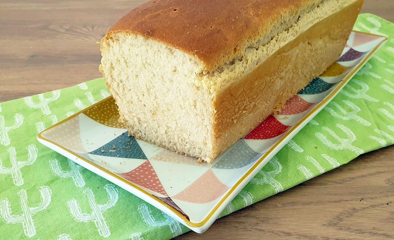 Recette pour un pain de mie moelleux
