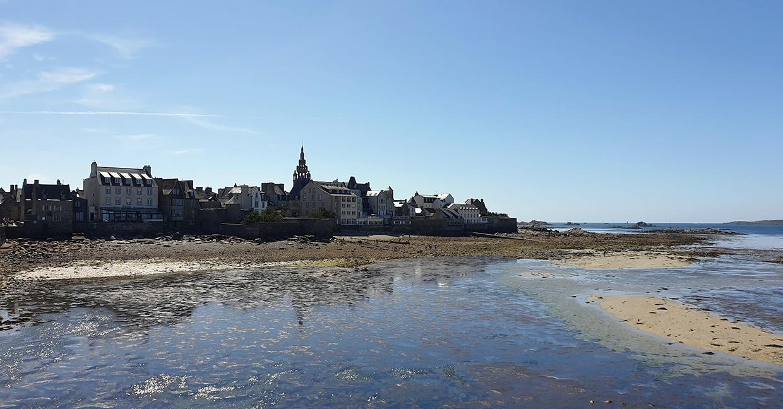 Vacances Bretonnes à Roscoff