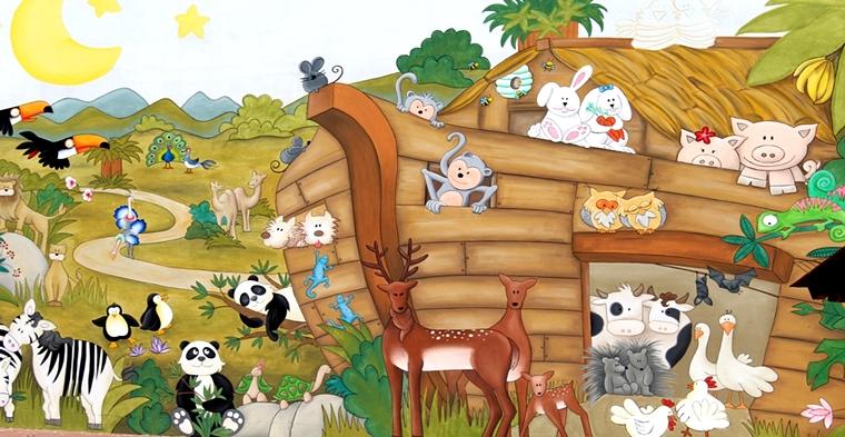 9 lecciones para emprendedores que aprendí del arca de Noe.
