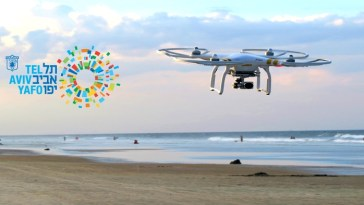 tel aviv drone