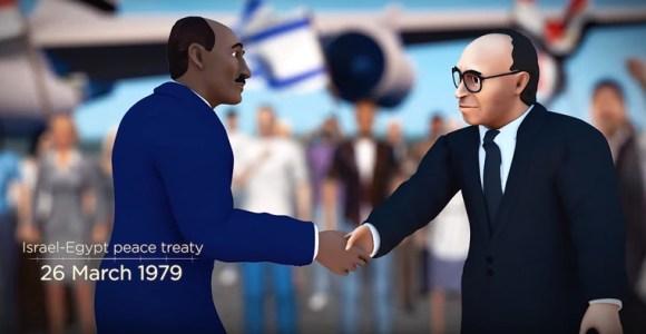 historia del pueblo de Israel