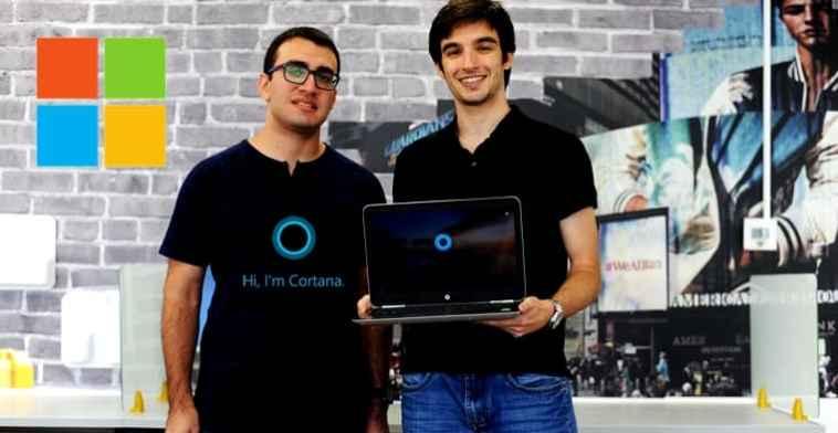 brecha de seguridad en Cortana