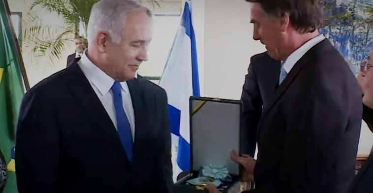 Brasil e Israel